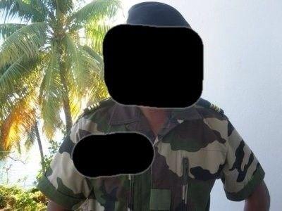 Un homme se présente pour un membre d'Ikililou à Cnpsf